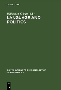 Cover Language and Politics