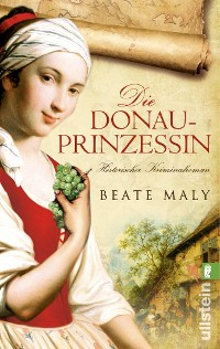 Cover Die Donauprinzessin