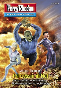 Cover Perry Rhodan 3069: Prinzessin in Not