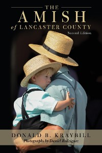 Cover The Amish of Lancaster County