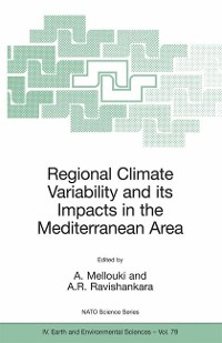 Cover Regional Climate Variability and its Impacts in the Mediterranean Area