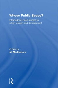 Cover Whose Public Space?