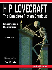 Cover H.P. Lovecraft - The Complete Fiction Omnibus Collection - Second Edition