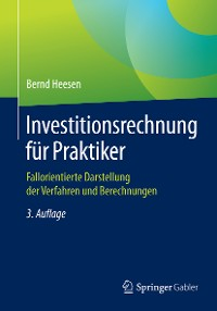 Cover Investitionsrechnung für Praktiker