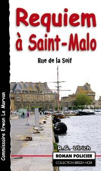 Cover Requiem à Saint-Malo - Rue de la soif