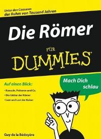 Cover Die Römer für Dummies
