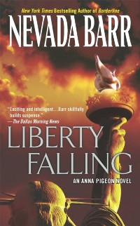 Cover Liberty Falling (Anna Pigeon Mysteries, Book 7)