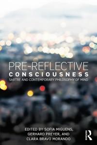 Cover Pre-reflective Consciousness