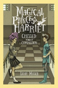 Cover Magical Princess Harriet