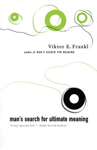 Cover Man's Search For Ultimate Meaning