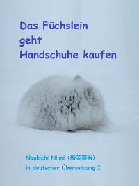 Cover Das Füchslein geht Handschuhe kaufen