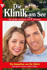 Cover Die Klinik am See 49 – Arztroman