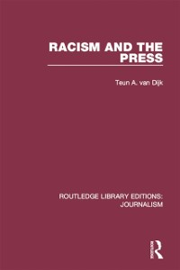 Cover Racism and the Press