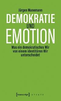 Cover Demokratie und Emotion