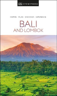 Cover DK Eyewitness Travel Guide Bali and Lombok