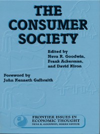 Cover The Consumer Society