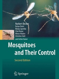 Cover Mosquitoes and Their Control