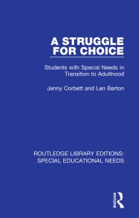 Cover Struggle for Choice