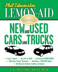 Cover Lemon-Aid New and Used Cars and Trucks 1990–2015