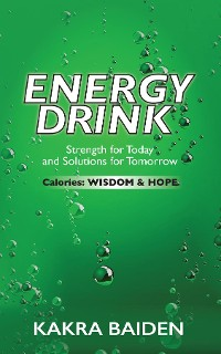 Cover ENERGY DRINK : CALORIES