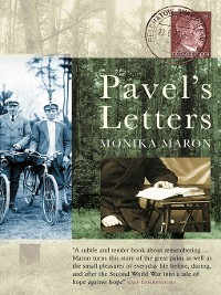 Cover Pavel's Letters