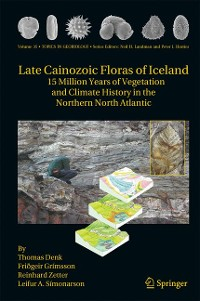 Cover Late Cainozoic Floras of Iceland
