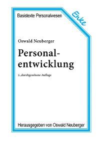 Cover Personalentwicklung