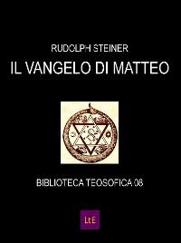Cover Il vangelo di Matteo