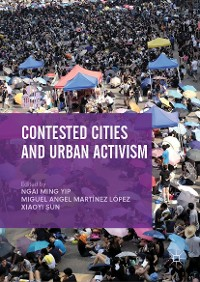 Cover Contested Cities and Urban Activism