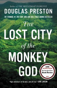 Cover Lost City of the Monkey God