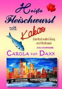 Cover Heiße Fleischwurst mit Kakao (XXL Leseprobe)