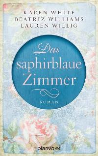 Cover Das saphirblaue Zimmer