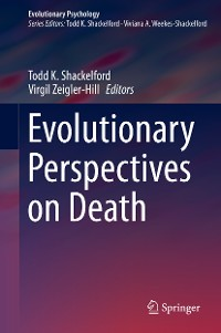 Cover Evolutionary Perspectives on Death