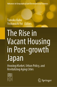 Cover The Rise in Vacant Housing in Post-growth Japan
