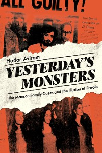 Cover Yesterday's Monsters