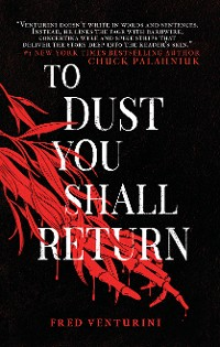 Cover To Dust You Shall Return