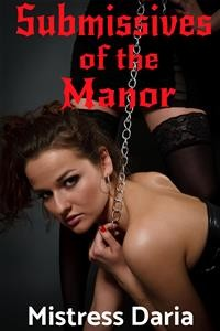 Cover Submissives of the Manor