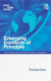 Cover Emerging Conflicts of Principle