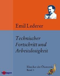 Cover Technischer Fortschritt und Arbeitslosigkeit