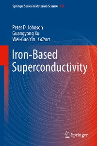 Cover Iron-Based Superconductivity