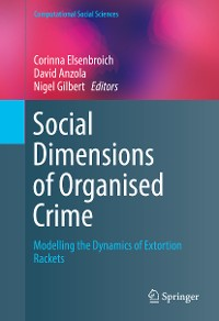 Cover Social  Dimensions of Organised Crime