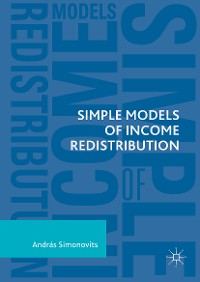 Cover Simple Models of Income Redistribution