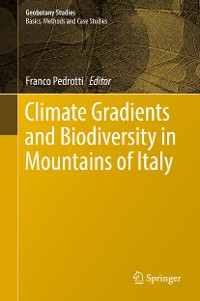 Cover Climate Gradients and Biodiversity in Mountains of Italy