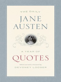 Cover The Daily Jane Austen