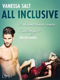 Cover All inclusive – Bekenntnisse eines Callboys 9 - Erotische Novelle