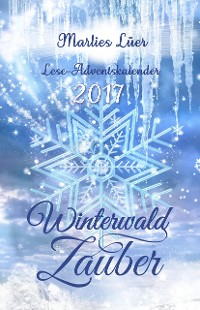 Cover Lese-Adventskalender 2017 Winterwaldzauber