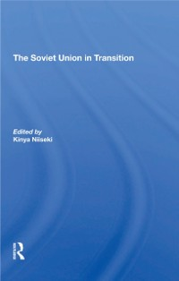 Cover Soviet Union In Transition