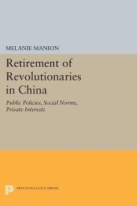 Cover Retirement of Revolutionaries in China