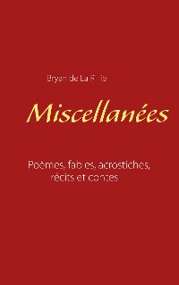 Cover Miscellanées