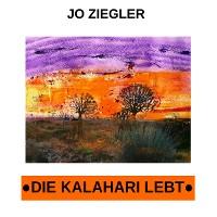 Cover Die Kalahari lebt
